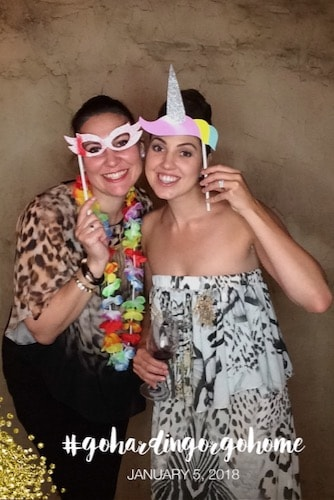 Photo booth experiences for engagements and weddings